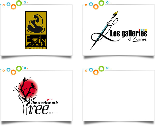 Art Logo Design Portfolio Custom Logo Designs