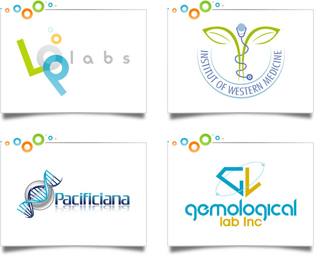 Biotechnology Logo Designs