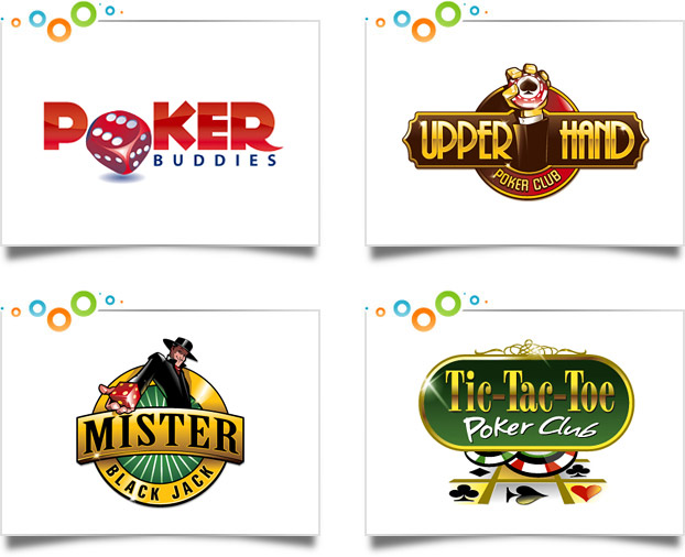 Casino Logo Designs