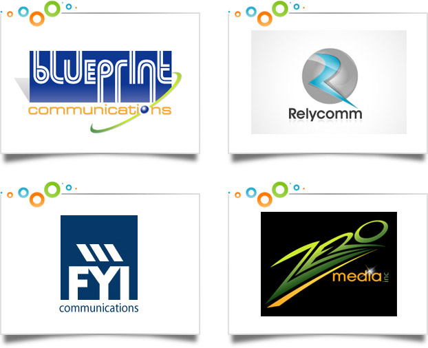 Communication Logo Designs
