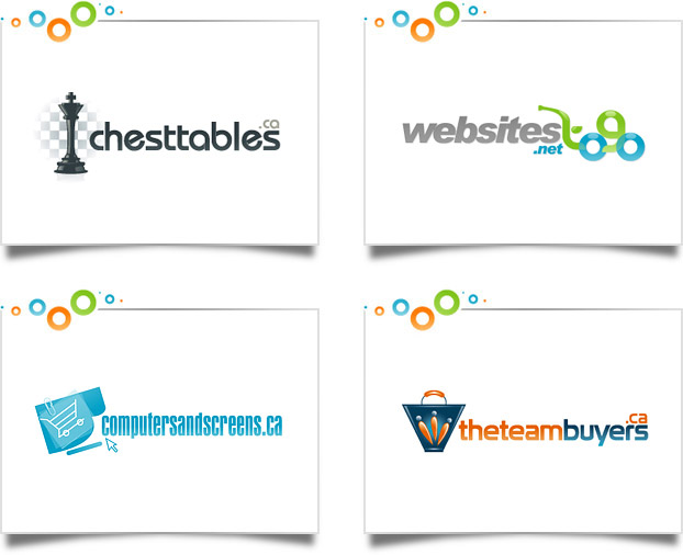 Ecommerce Websites Logo Designs