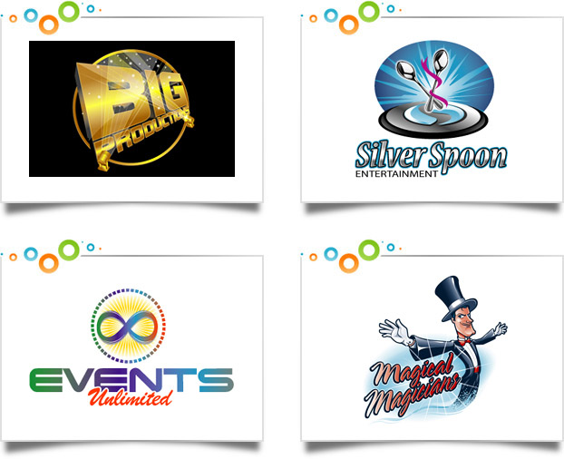 Entertainment Logo Designs