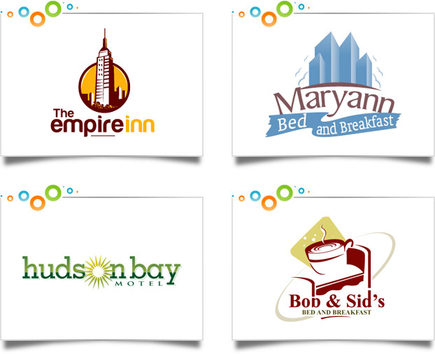 Hotels Logo Designs