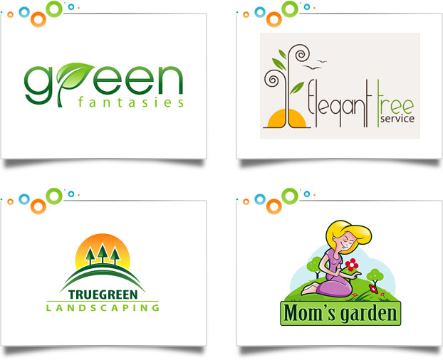 Landscaping Logo Designs