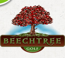 Beechtree Golf Logo Design