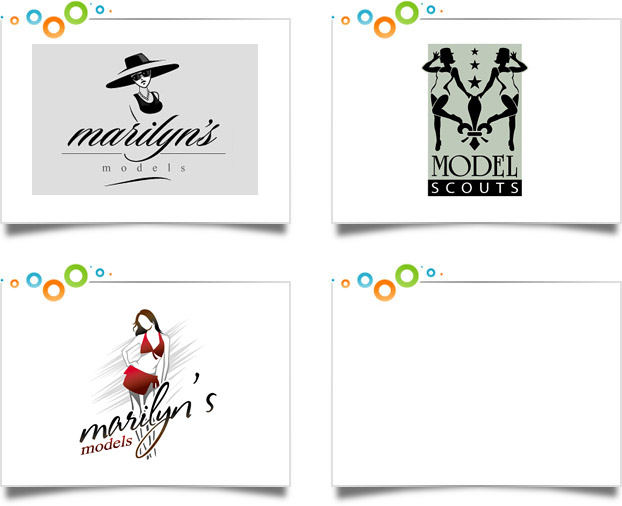 Models Logo Designs