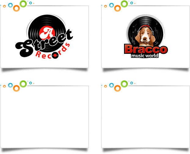 Music Logo Designs