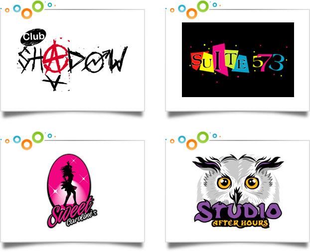 Night Clubs Logo Designs