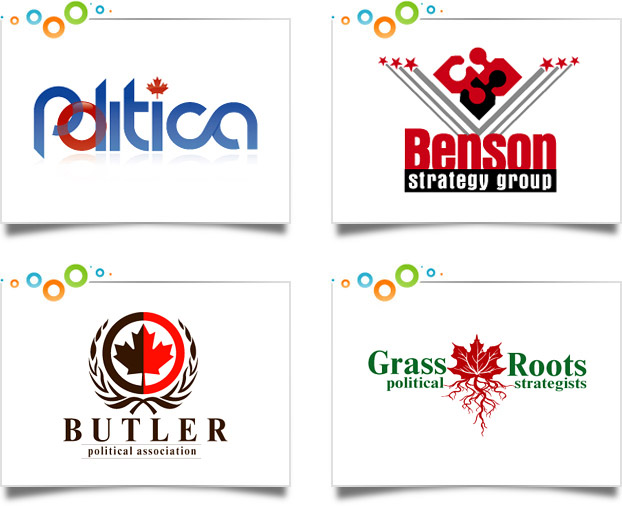 Politics Logo Designs