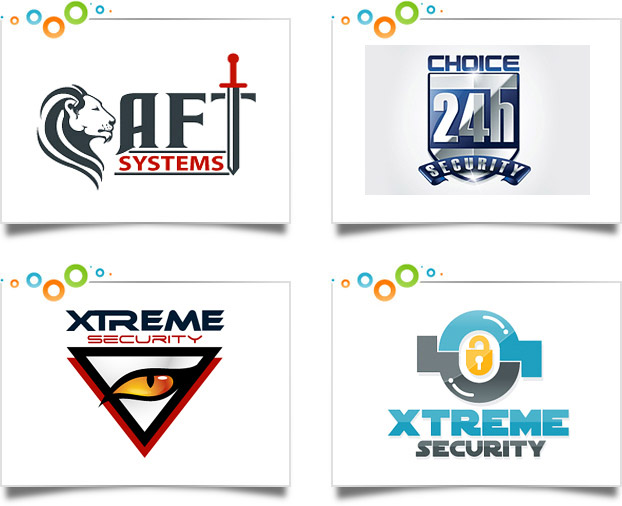 Security Logo Designs