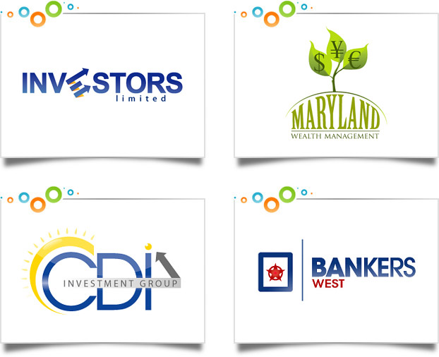 Wealth Management Logo Designs