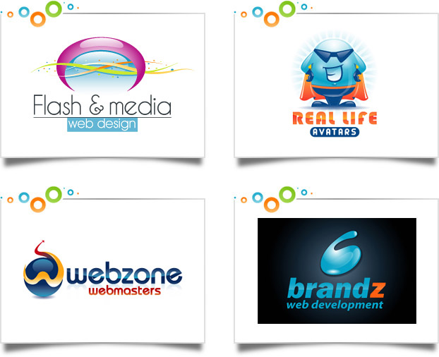 Web Development Logo Designs