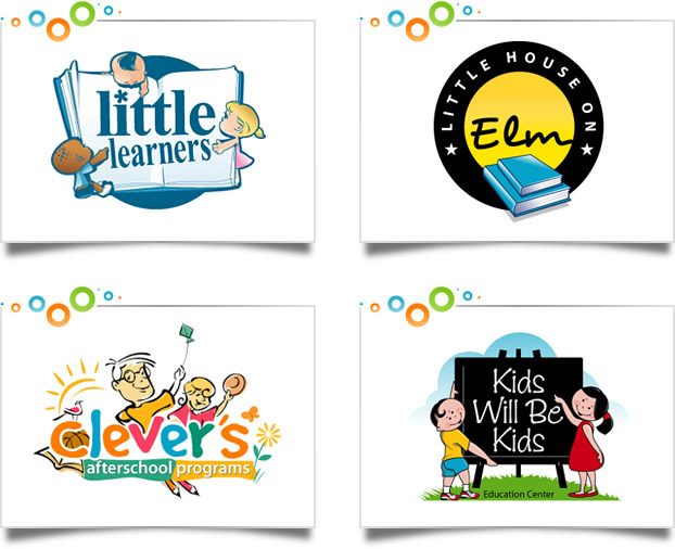 Education Logo Designs