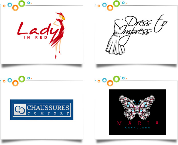 fashion logo design portfolio
